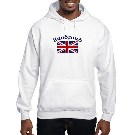 Bradford, England Hooded Sweatshirt