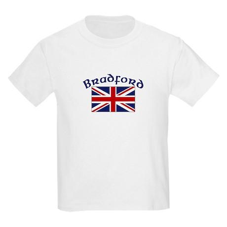 Bradford, England Kids Light T-Shirt