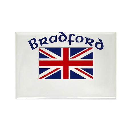 Bradford, England Rectangle Magnet
