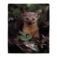 Marten Throw Blanket