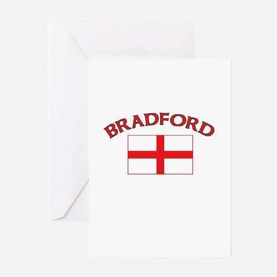 Bradford, England Greeting Cards (Pk of 10)