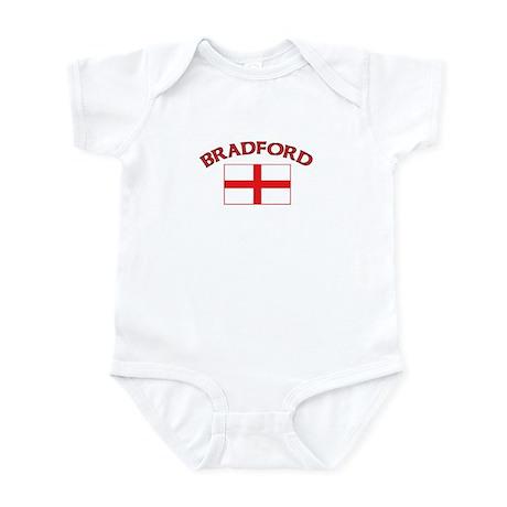 Bradford, England Infant Bodysuit
