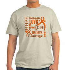 Leukemia Hope T-Shirt