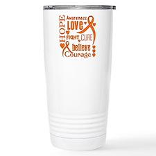 Leukemia Hope Travel Mug