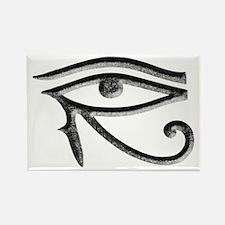 Wadjet - Eye of Horus/Ra Rectangle Magnet