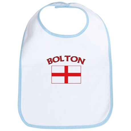 Bolton, England Bib