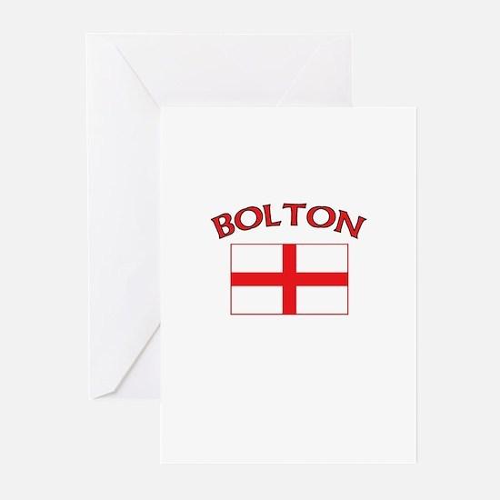 Bolton, England Greeting Cards (Pk of 10)