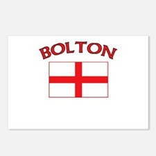 Bolton, England Postcards (Package of 8)
