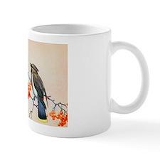 Cedar Waxwing Bird Mug