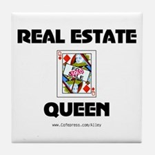Real Estate Queen Tile Coaster