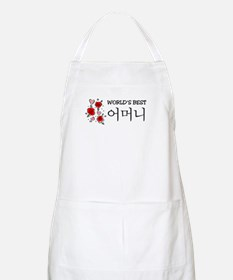 WB Mom [Korean] BBQ Apron