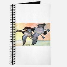 Canvasback Duck Journal