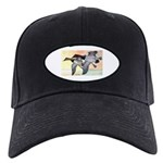 Canvasback Duck Black Cap