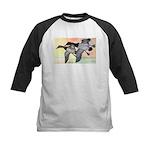 Canvasback Duck Kids Baseball Jersey