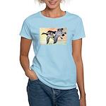 Canvasback Duck (Front) Women's Light T-Shirt
