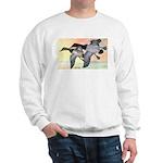 Canvasback Duck (Front) Sweatshirt