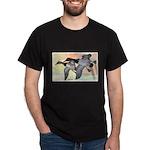 Canvasback Duck (Front) Dark T-Shirt