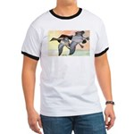 Canvasback Duck (Front) Ringer T