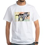 Canvasback Duck (Front) White T-Shirt