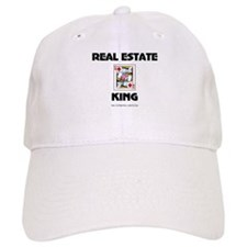 Real Estate King Baseball Cap