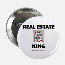 Real Estate King Button