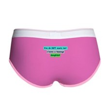 Scare Teenage Daughter! Women's Boy Brief