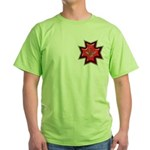 The Maltese Mason Green T-Shirt