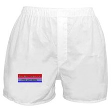 You dont scare me- Ive got kids! Boxer Shorts
