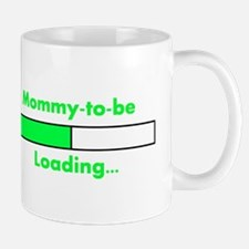 Mommy-to-be Loading... Mugs