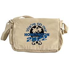 Tropical Honeymoon 2014 Messenger Bag