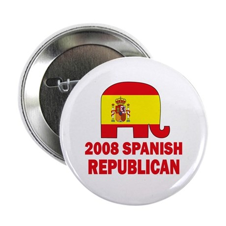 Spanish Republican Button