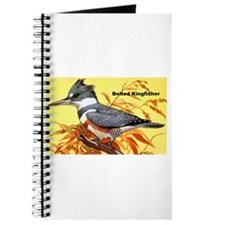 Belted Kingfisher Bird Journal