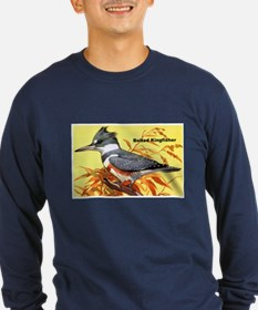 Belted Kingfisher Bird (Front) T