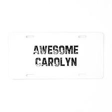 I1117060135454.png Aluminum License Plate