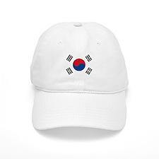 South Korea Flag Baseball Cap