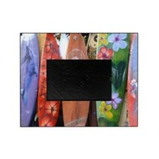 Hawaiian surfboards Picture Frame