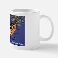 Blackburnian Warbler Bird Mug
