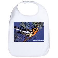 Blackburnian Warbler Bird Bib