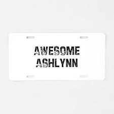I1116061107170.png Aluminum License Plate