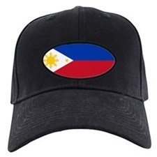 Philippines Flag Baseball Cap