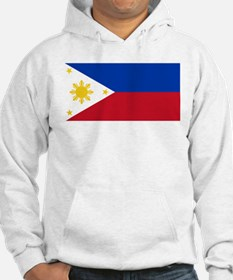Philippines Flag Jumper Hoody