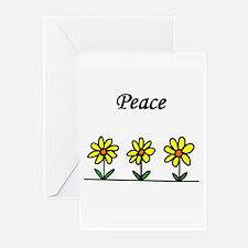 Daisy Peace Greeting Cards (Pk of 10)