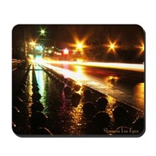 Rainy Nights New York Mousepad