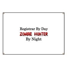 Registrar/Zombie Hunter Banner