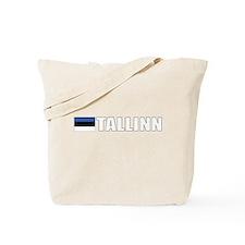 Tallinn, Estonia Tote Bag