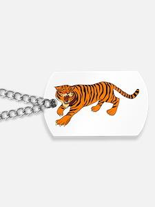 Tiger Dog Tags