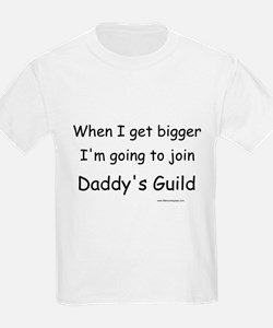 Daddy's Guild T-Shirt