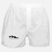 Coal Miner Boxer Shorts