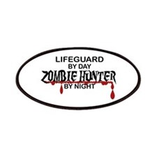Zombie Hunter - Lifeguard Patches