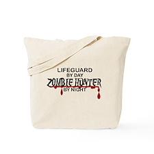 Zombie Hunter - Lifeguard Tote Bag